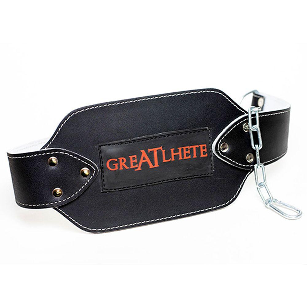 Cinturon de lastre color negro