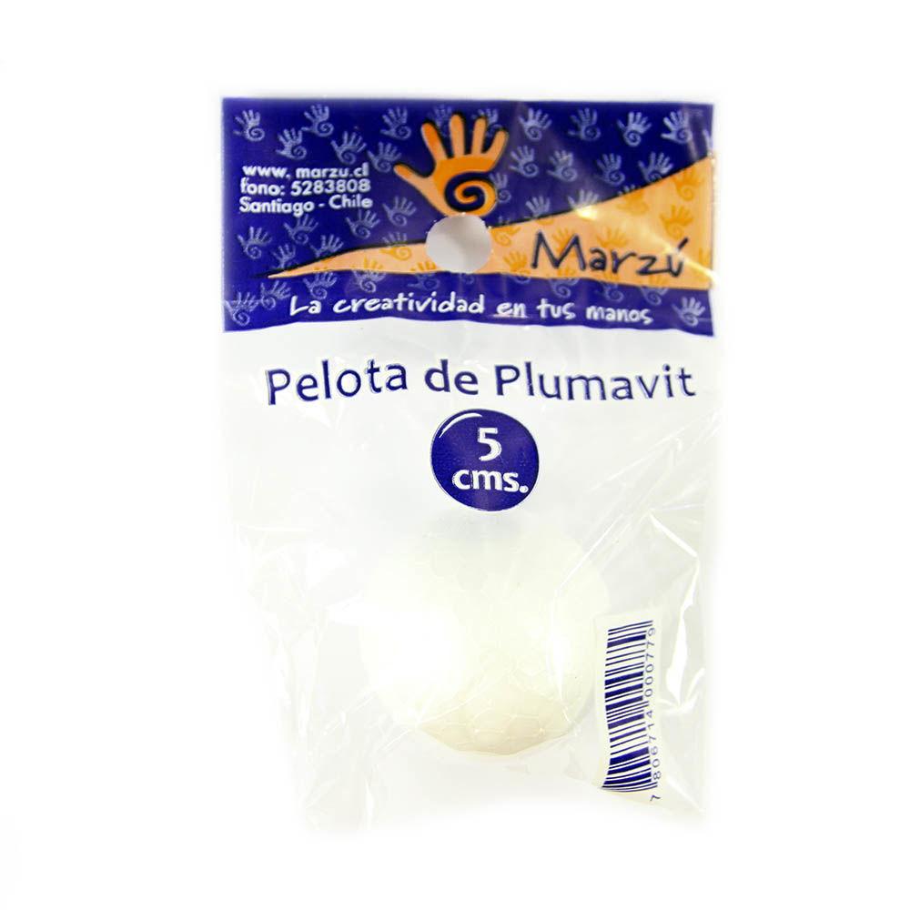 Pelota Plumavit 5 Cms