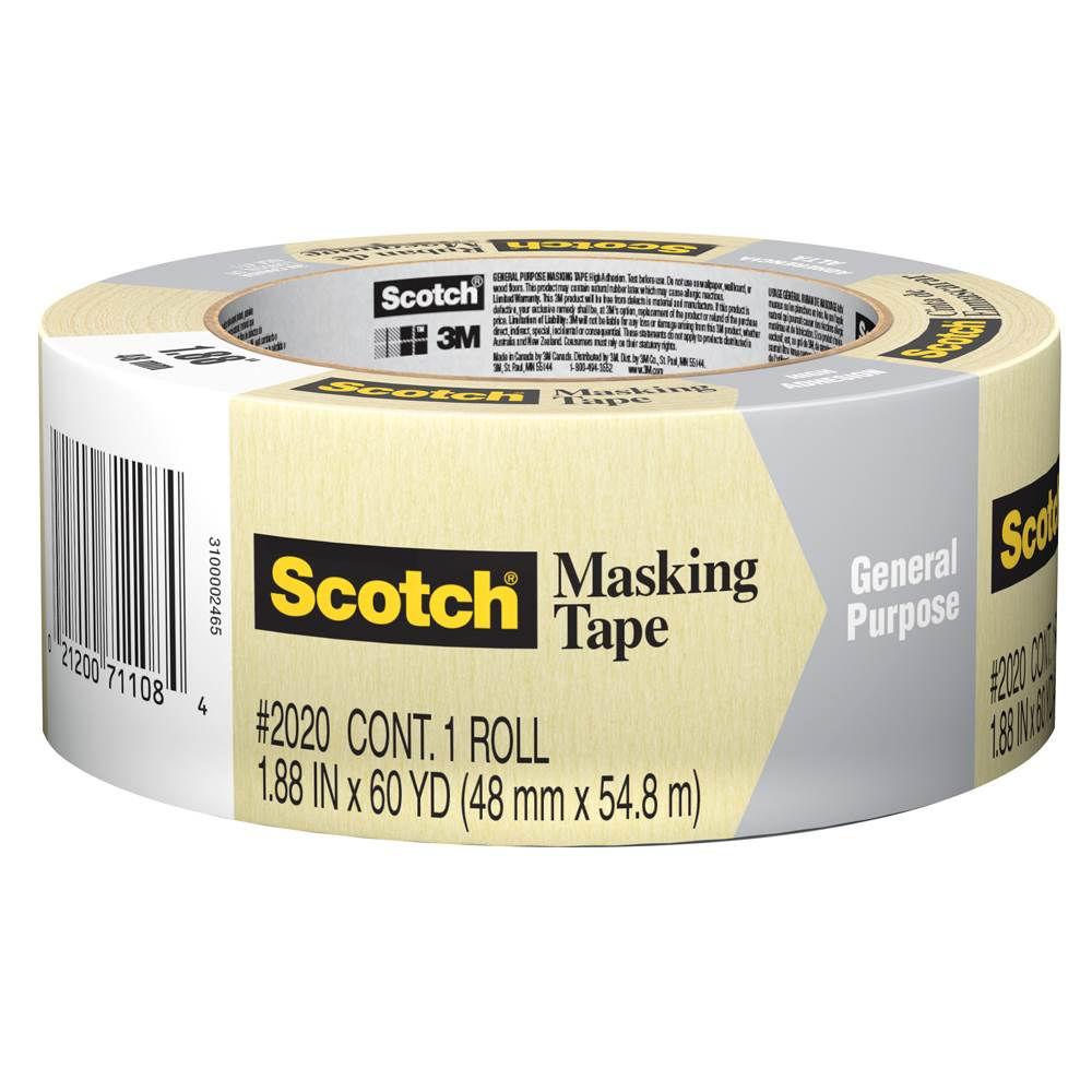 Masking Tape  48X40