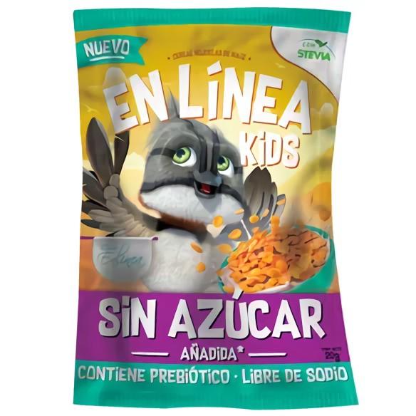 Hojuelas de maíz Kids endulzadas sin azúcar