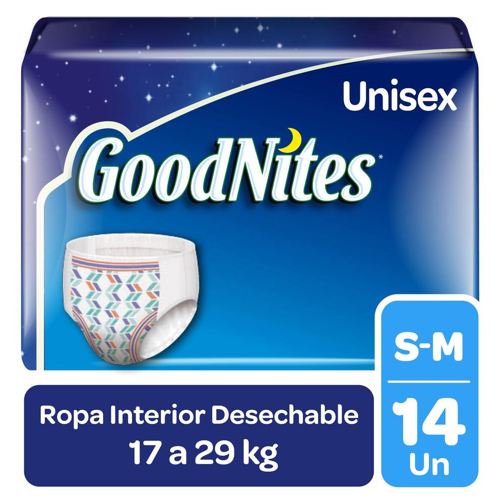 Pañales para dormir Unisex