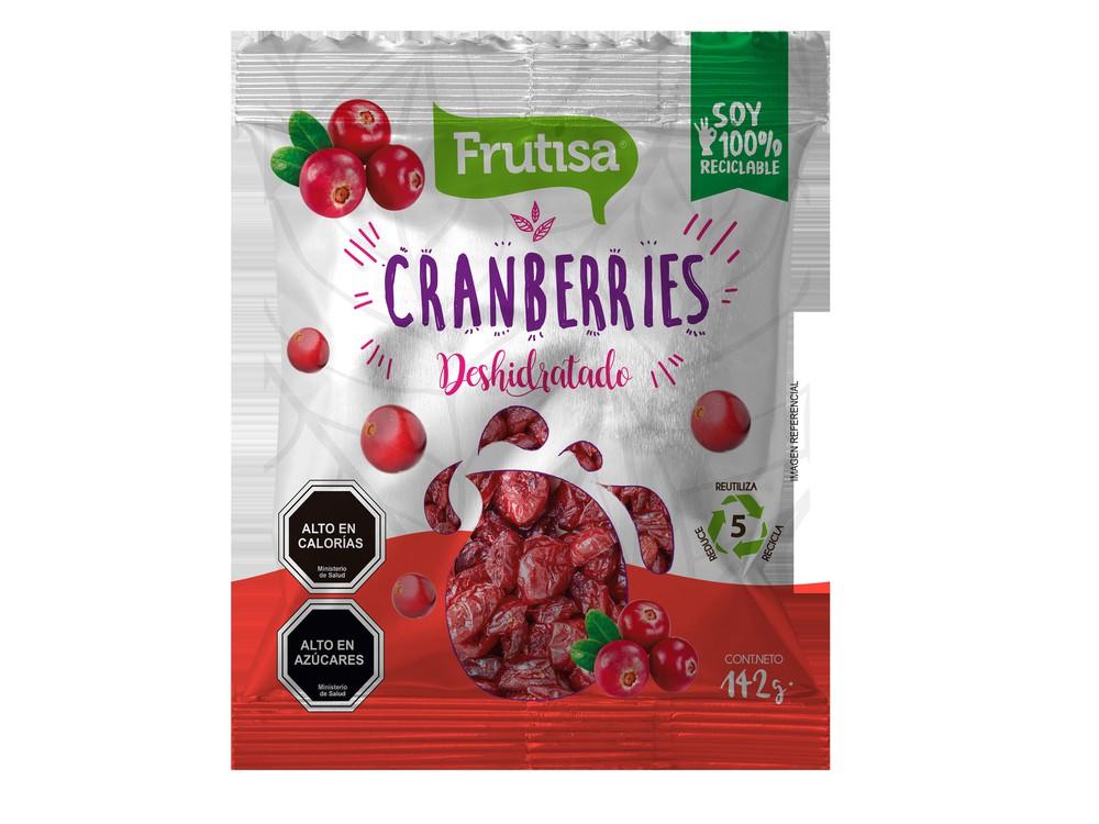 Cranberries deshidratado