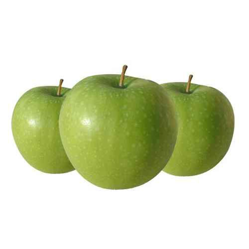 Manzana verde Precio por kg, unidad: 200 g aprox