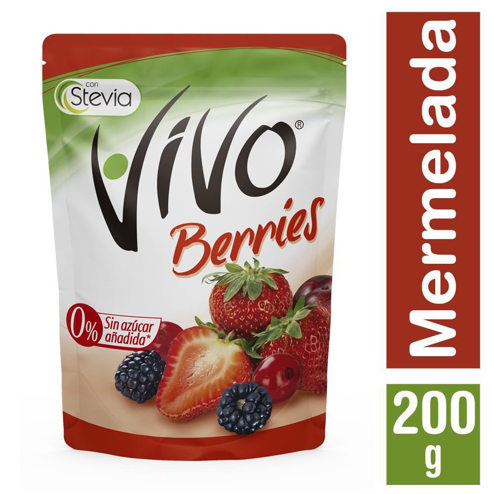 Mermelada Berries
