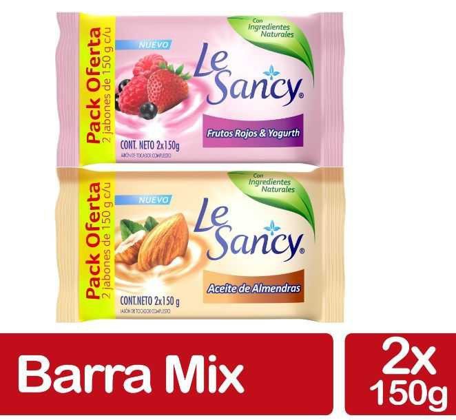 Pack Jabón mix