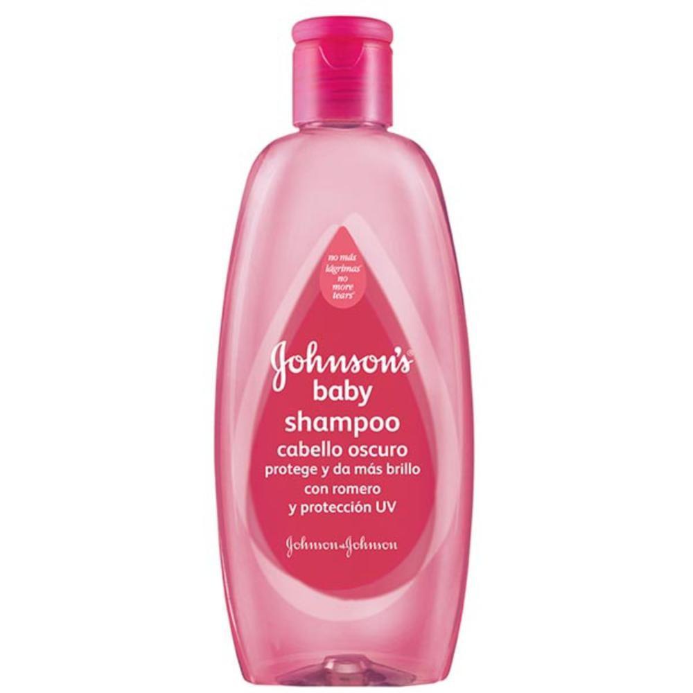 Shampoo baby cabello oscuro