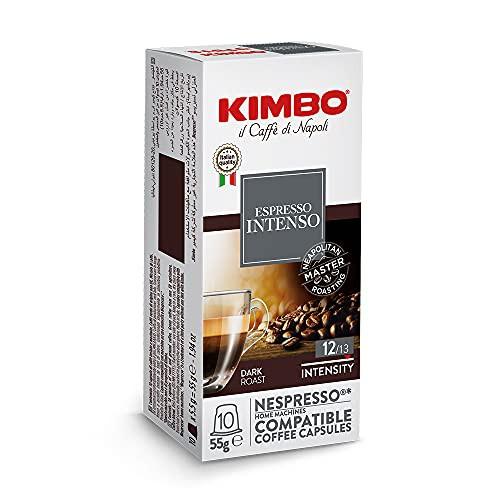 Cápsulas café Intenso de 5,5 gr. NESPRESSO® COMPATIBLE.