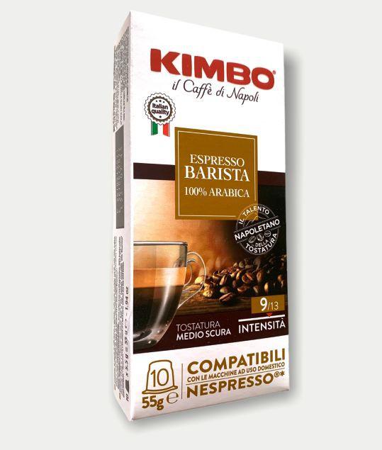 Cápsulas Barista  (Armonia) de 5,5 gr. NESPRESSO® COMPATIBLE.
