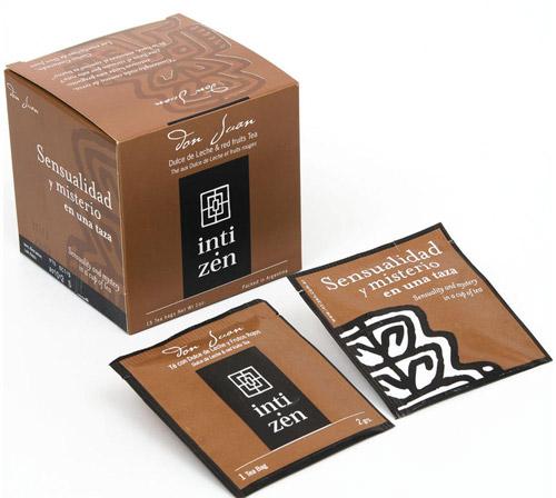 Don juan, té negro con chocolate, vainilla y dulce de leche