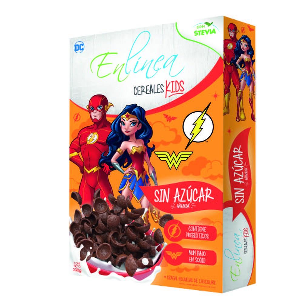 Hojuelas de chocolate Kids sin azúcar añadida