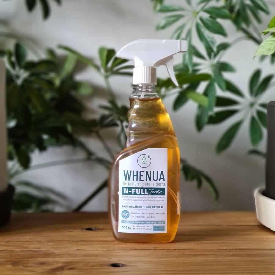 Whenua n-full jardín (bioestimulante)