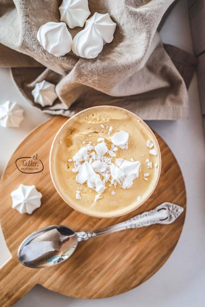 Lúcuma merengue Pote 16 oz (½ L aprox)