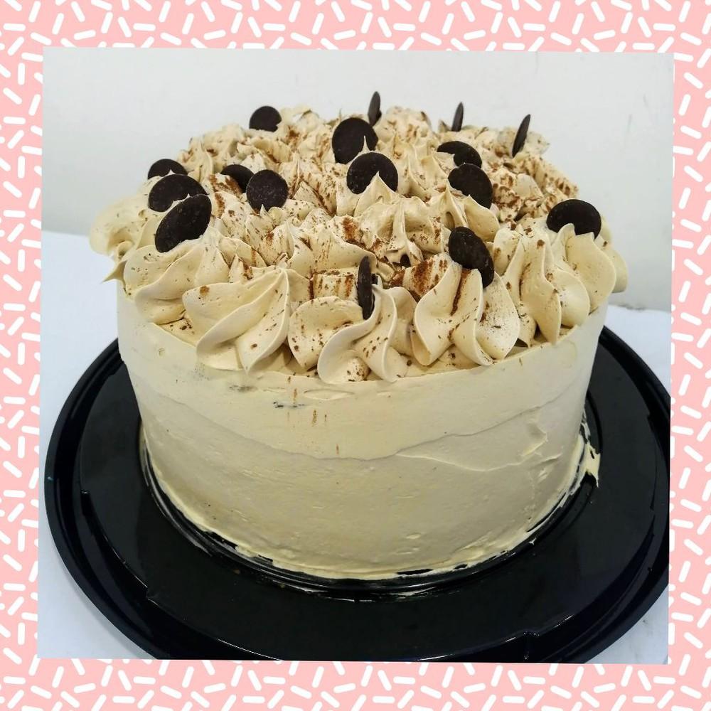 Torta moka Torta 10 personas