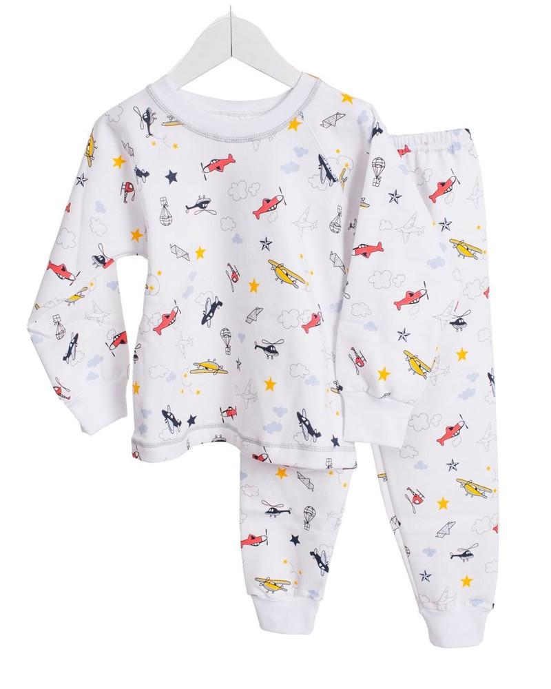 Pijama 2/pzas algodón variedad de estampados Talla 3