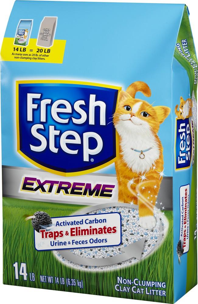 Arena para gato no aglutinante