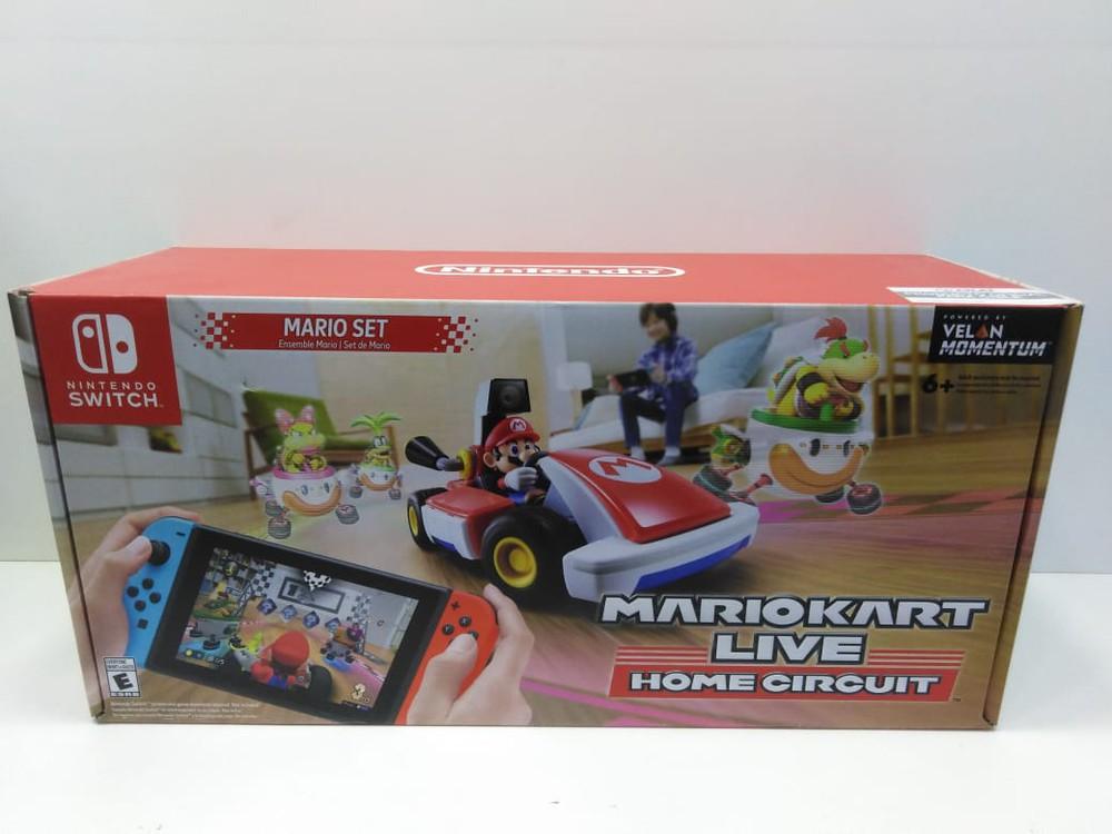 Mario kart live Físico
