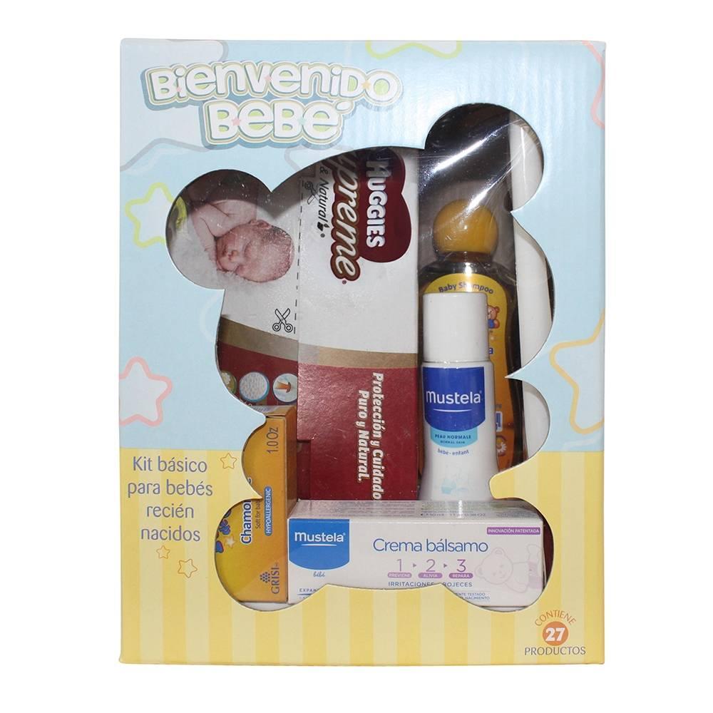 Paquetes Para Bebes Recien Nacidos.Kit Para Bebes Recien Nacidos 1 Paquete Con 27 Pzas Cornershop