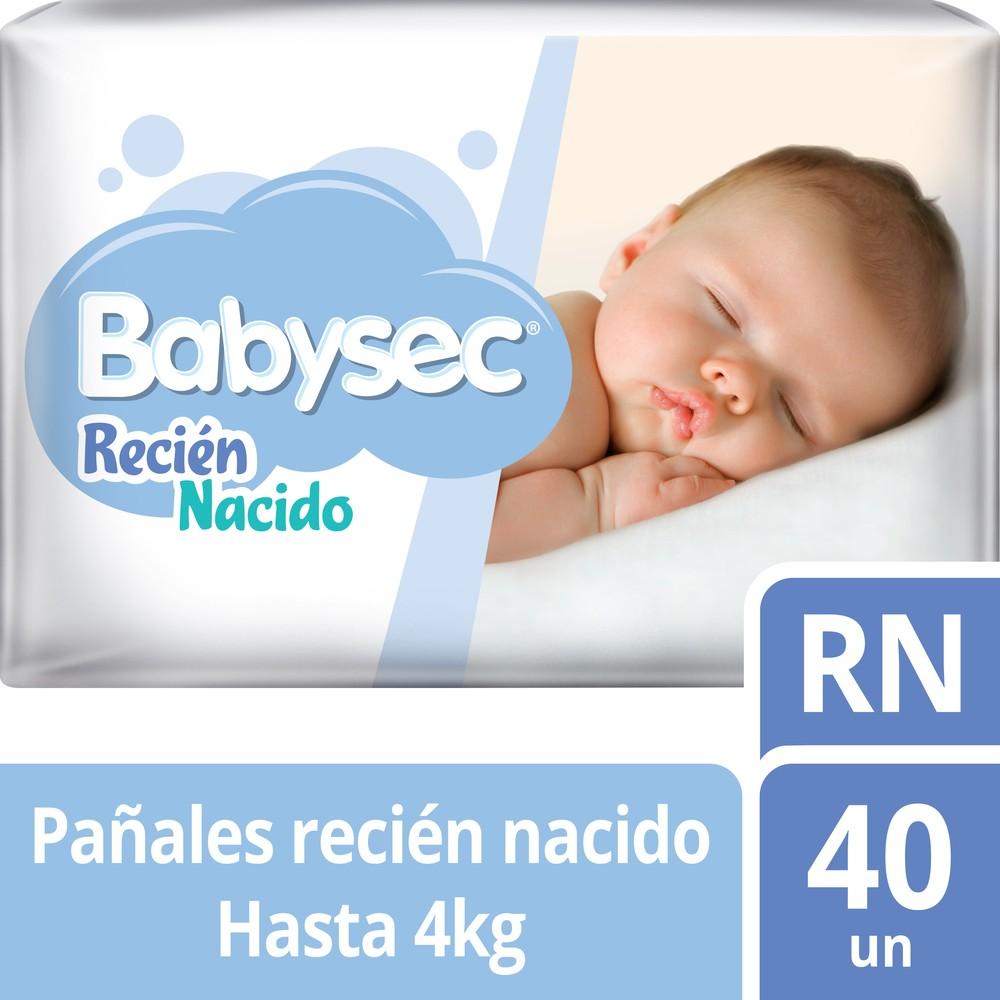Pañal desechable recién nacido RN
