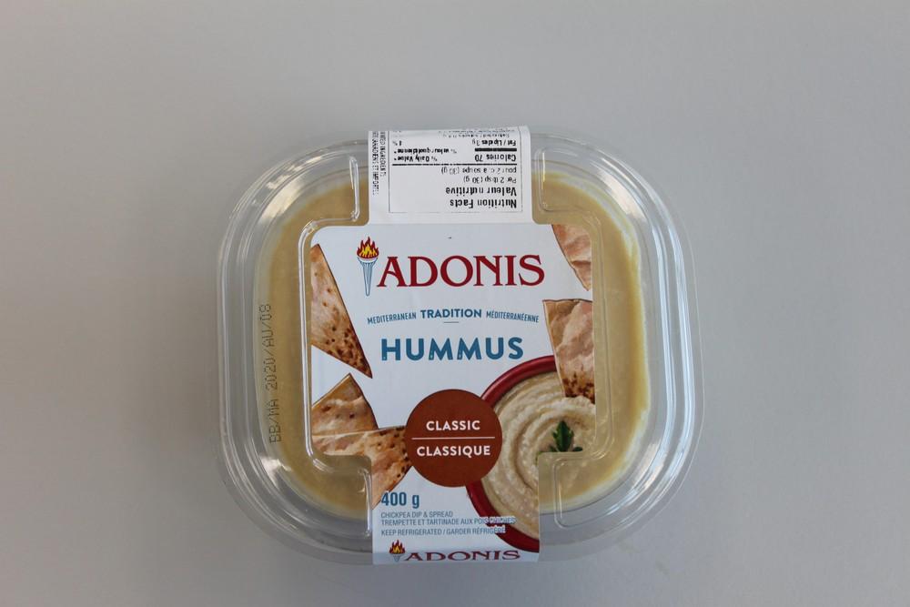 Hummus traditional 400 g