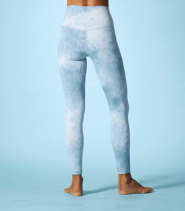 Selena high-rise tie dye xs XS