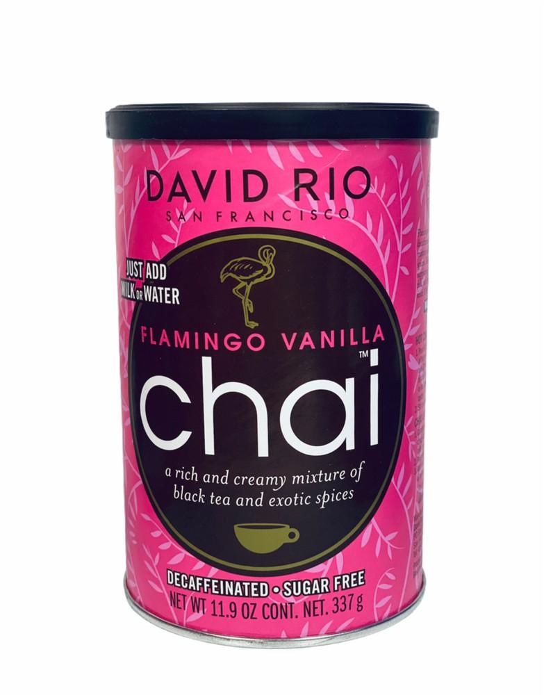 Flamingo vanilla chai david rio Tarro 337 gr