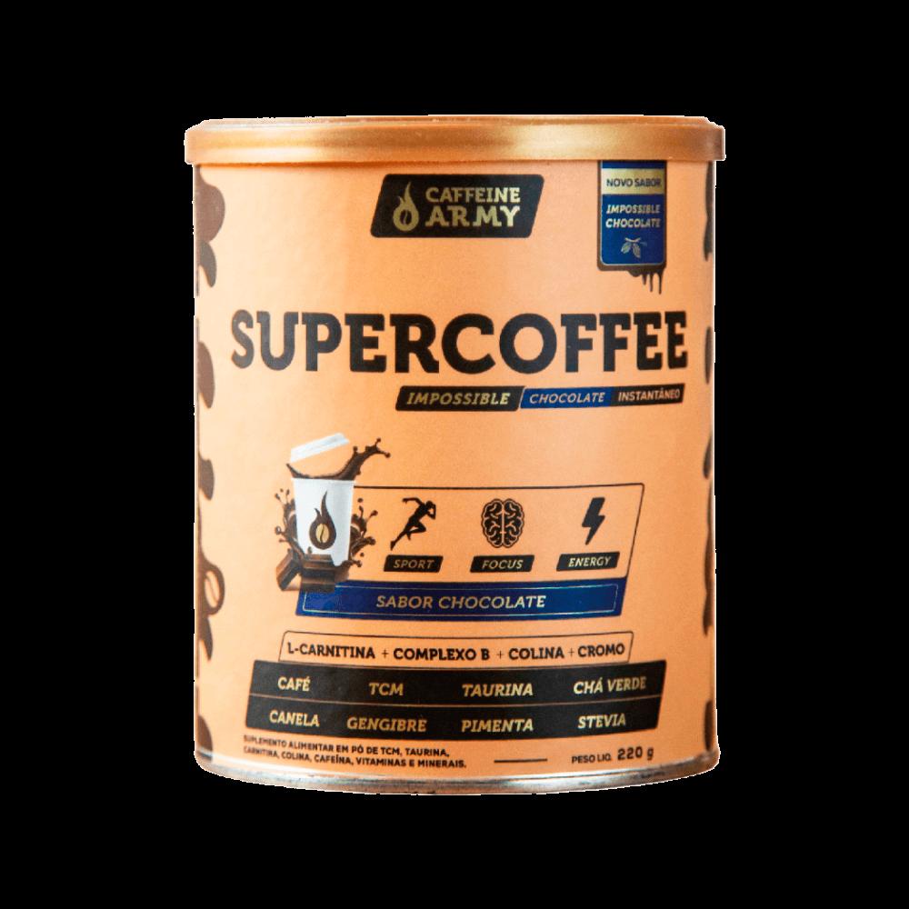 Supercoffee sabor chocolate