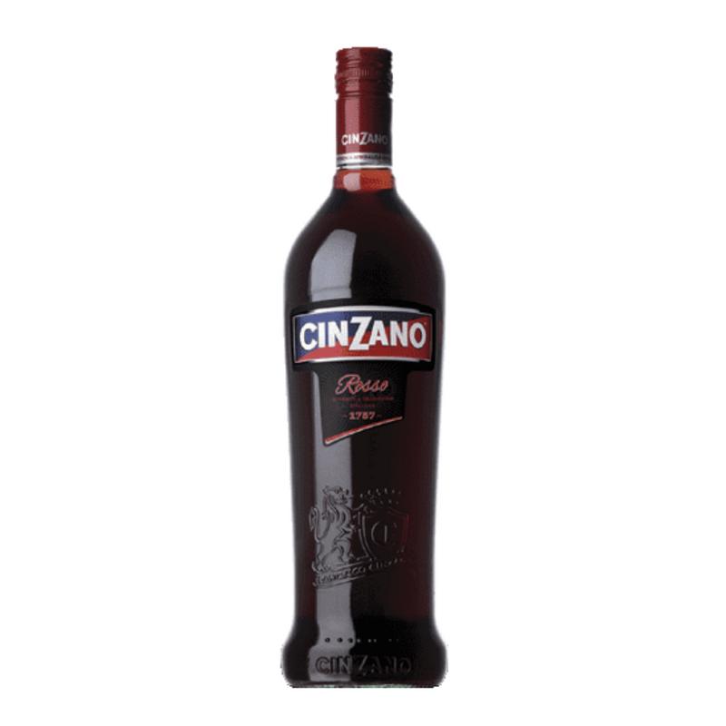 Vino cinzano rosso vermouth 950 ml