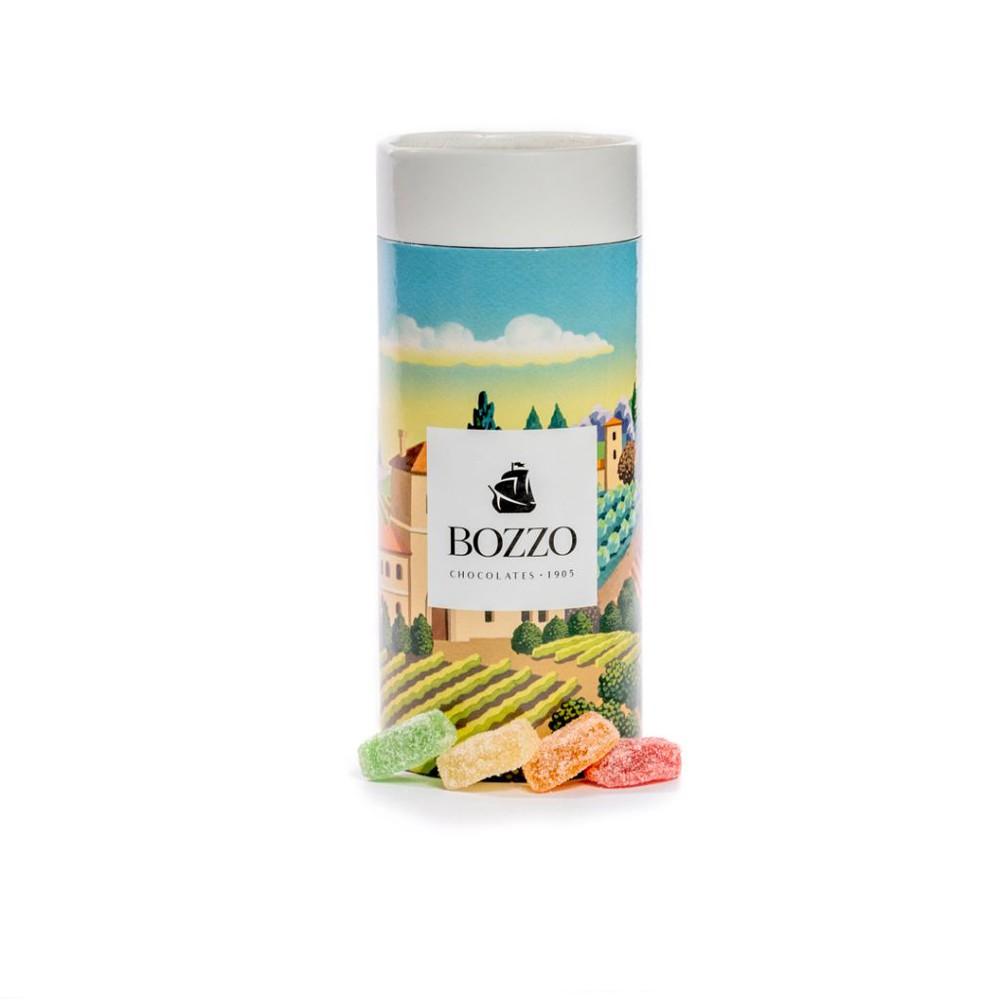 Gomitas italianas Cilindro de 500 gramos