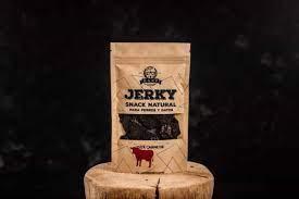 Barf jerky vacuno