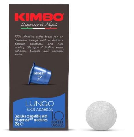 Cafe Lungo capsula NESPRESSO® COMPATIBLE 10 capsulas