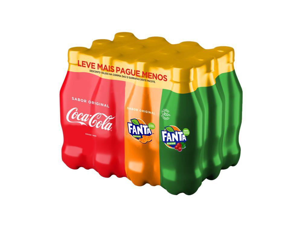 Pack refrigerante misto