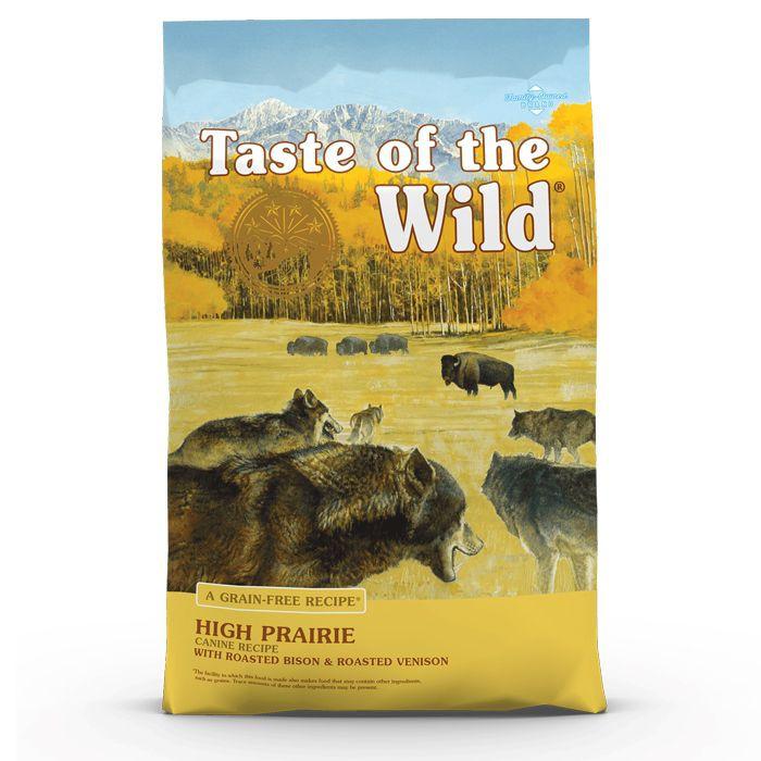 High prairie canine (bisonte) 5,6 kg