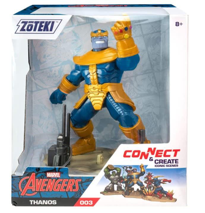 Figura de acción Avengers Thanos
