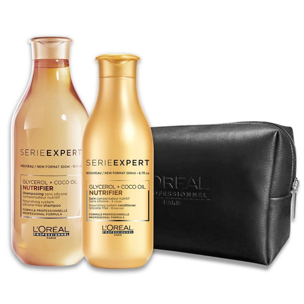 Nutrifier Pack Shampoo y Acondicionador
