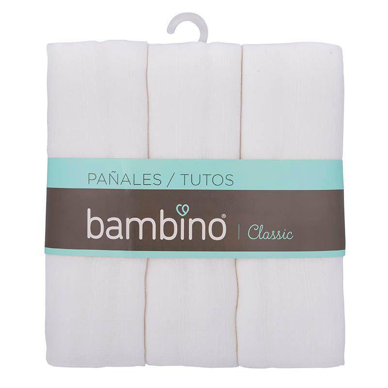 Pañales / tuto / reutilizables  blanco