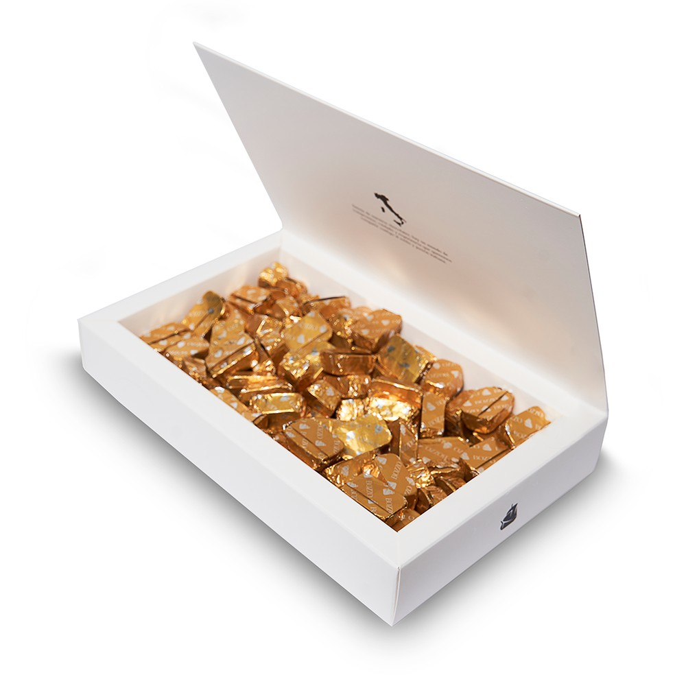 Chocolate leche italia Caja de 700 gramos