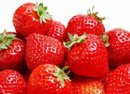 Frutilla Precio por kg