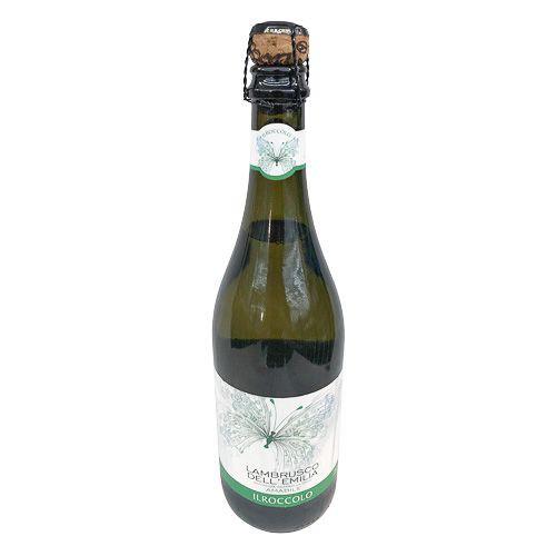 Vinho lambrusco Dell Emilia branco