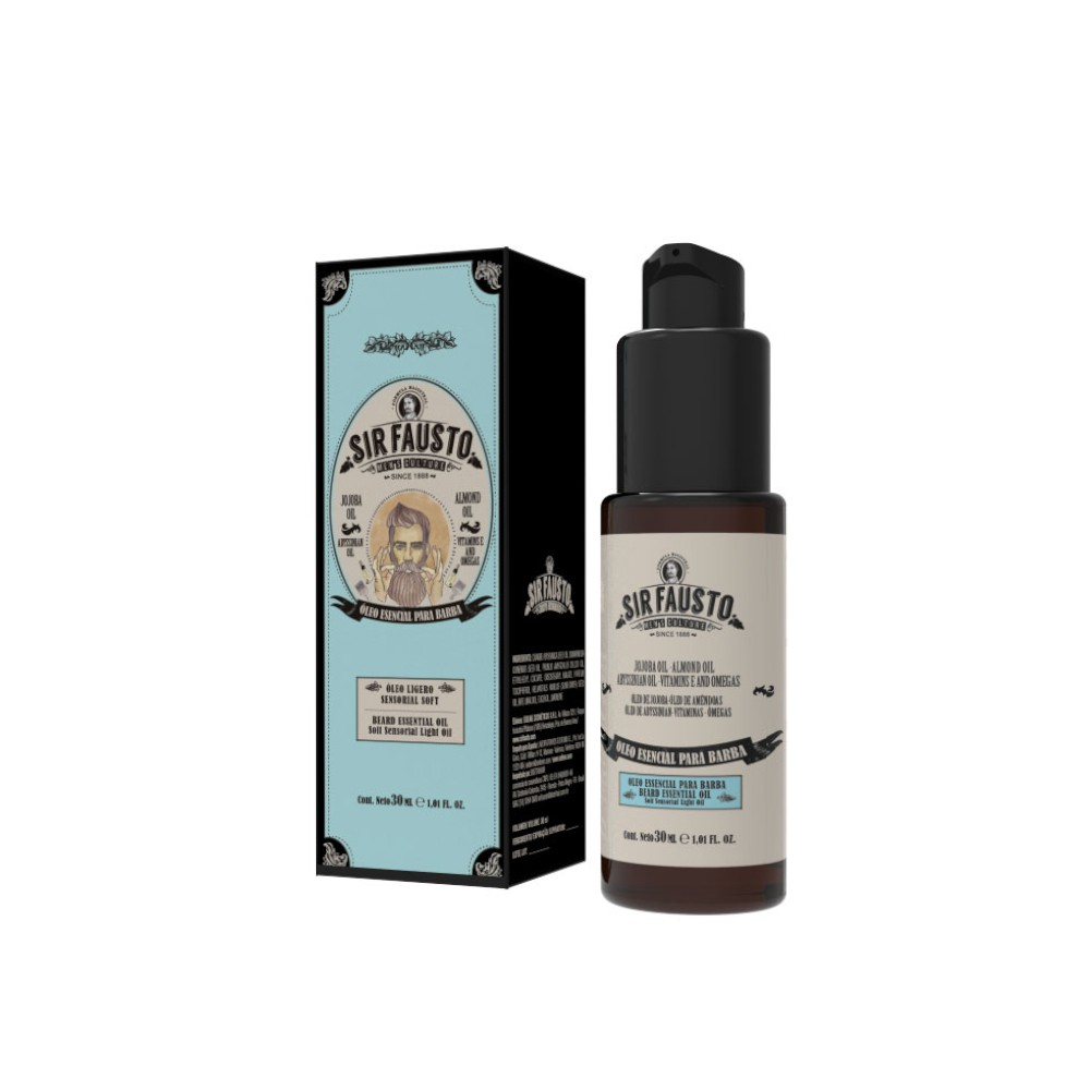 Aceite esencial para barba (óleo) 30ml