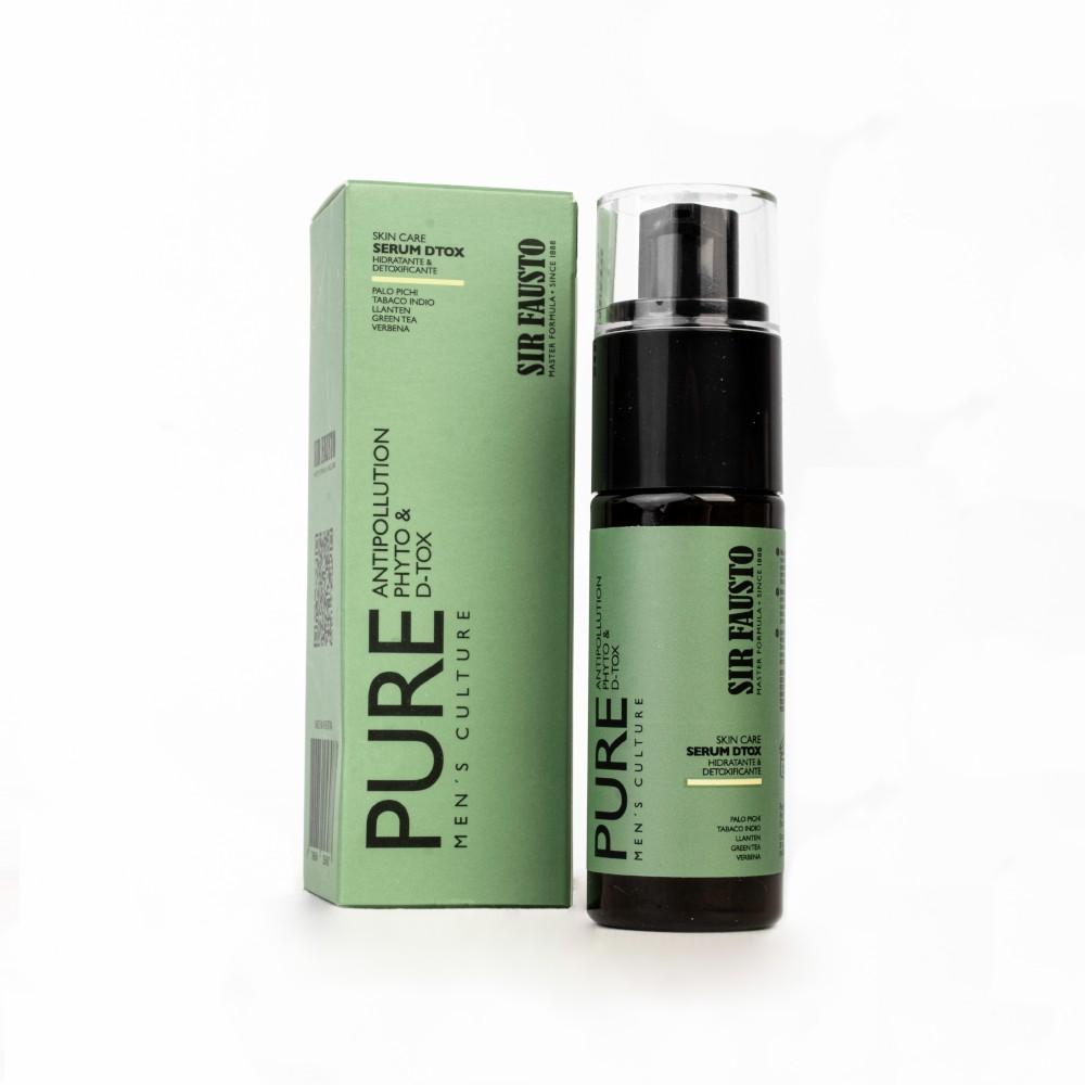 Serum D-Tox - Crema facial hidratante 30ml