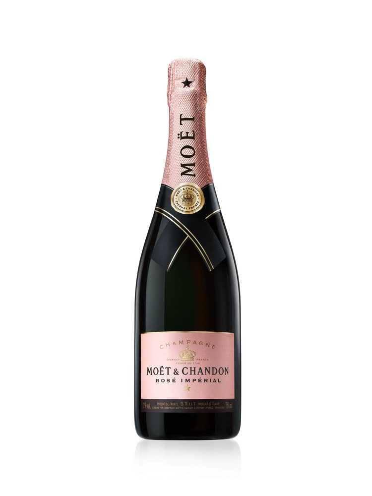 Champagne Rosé Imperial
