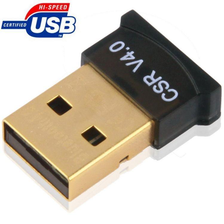 Adaptador bluetooth v4.0 usb bt10512 Caja 1un