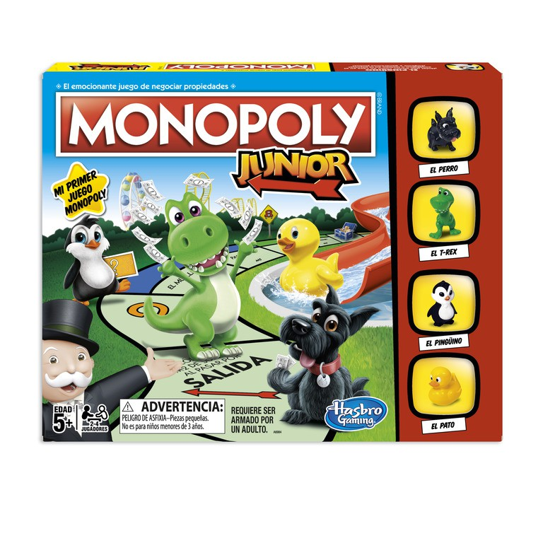 Monopoly Junior Lider A Domicilio Cornershop