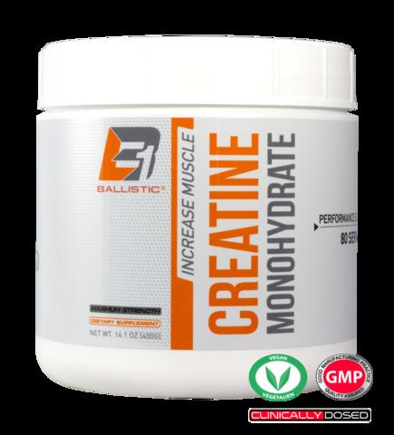 Creatine monohydrate 400g