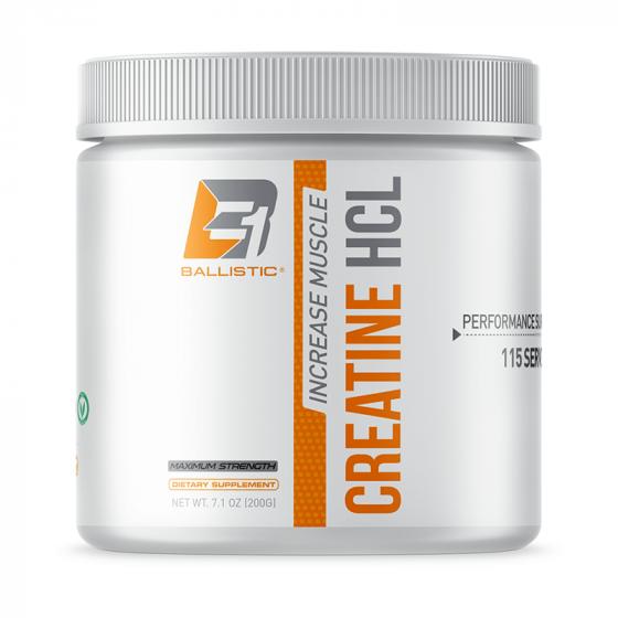 Creatine hcl 200g powder