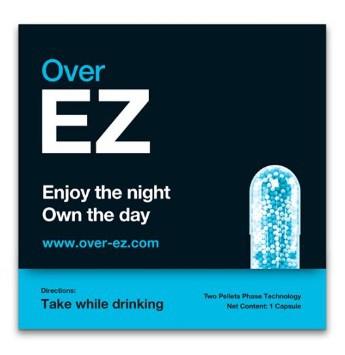 Hangover pills 1ct
