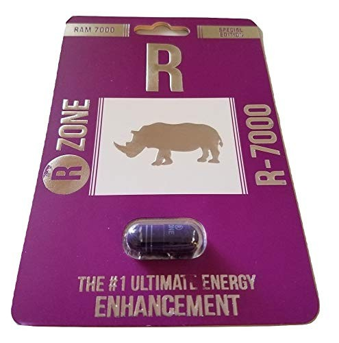 R-zone ram 7000 special edition male enhancement