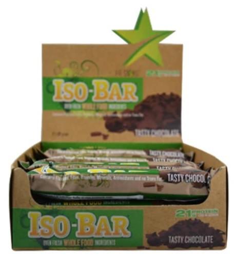 Iso-bar - tasty chocolate