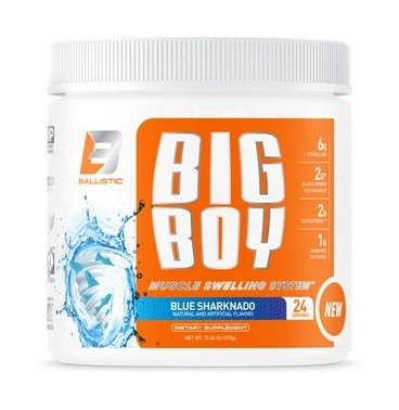 Big boy muscle swelling system