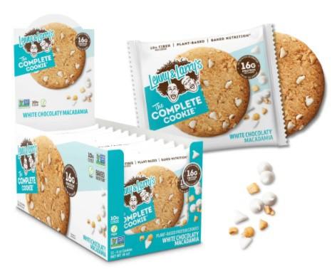 Complete cookie - white chocolate macadamia